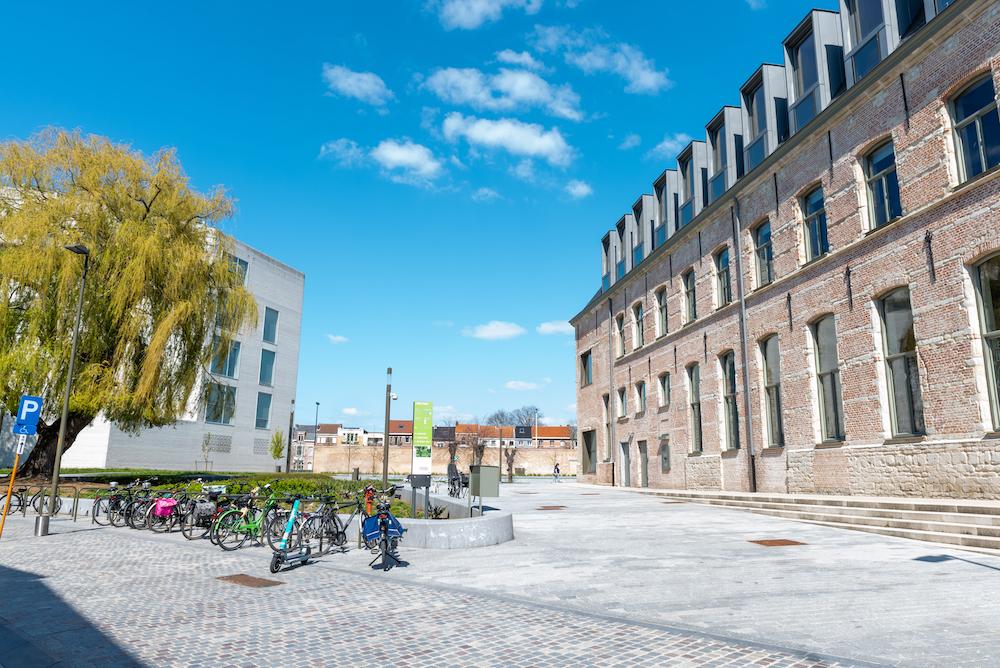 Hof Ter Beuken - Mechelen - Genieten in een groene omgeving